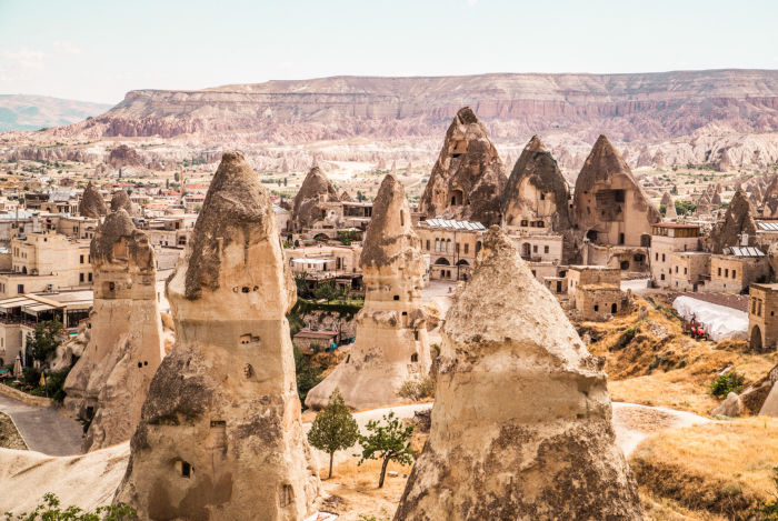 Discover another world in Cappadocia!