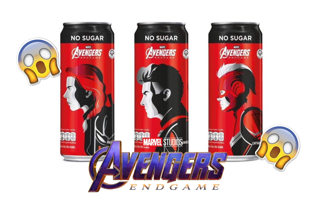 The Coca Cola X Marvel 'Avengers: Endgame' Can Is The One Collaboration You've Been Waiting For