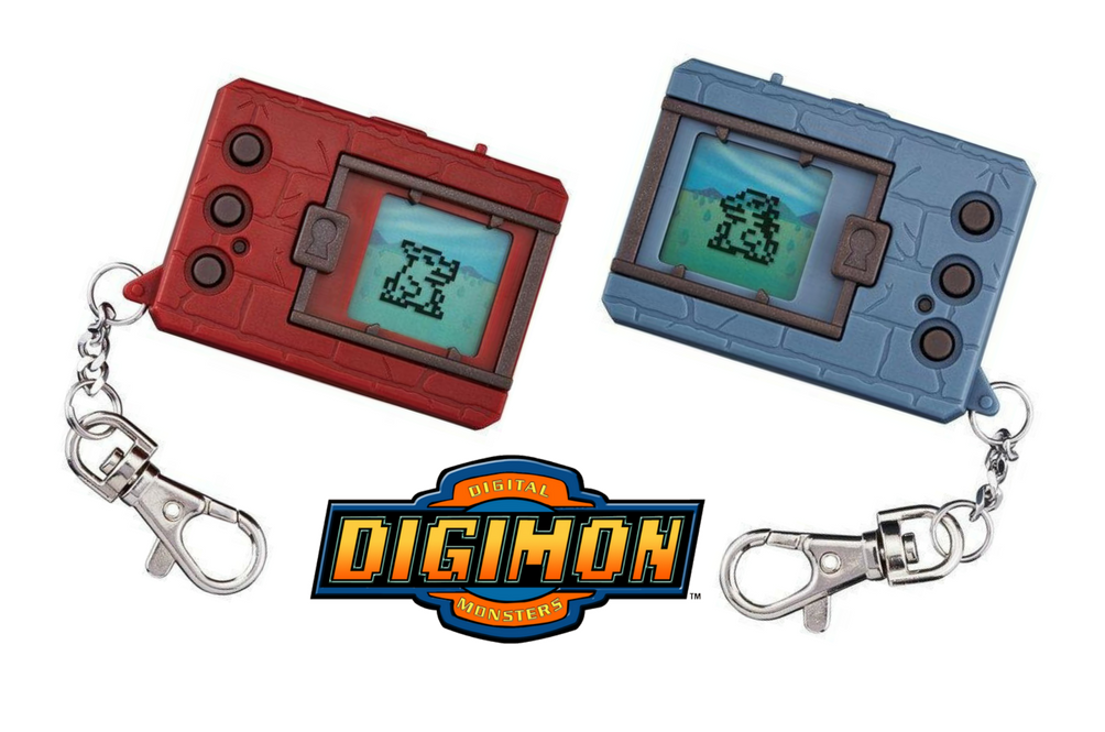 Digimon Celebrates 20th Anniversary with the Re-Release of Original Digivices