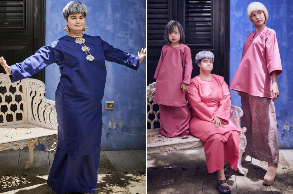 This Malaysian Raya Fashion Campaign Uses Models With Down Syndrome And It's Amazing