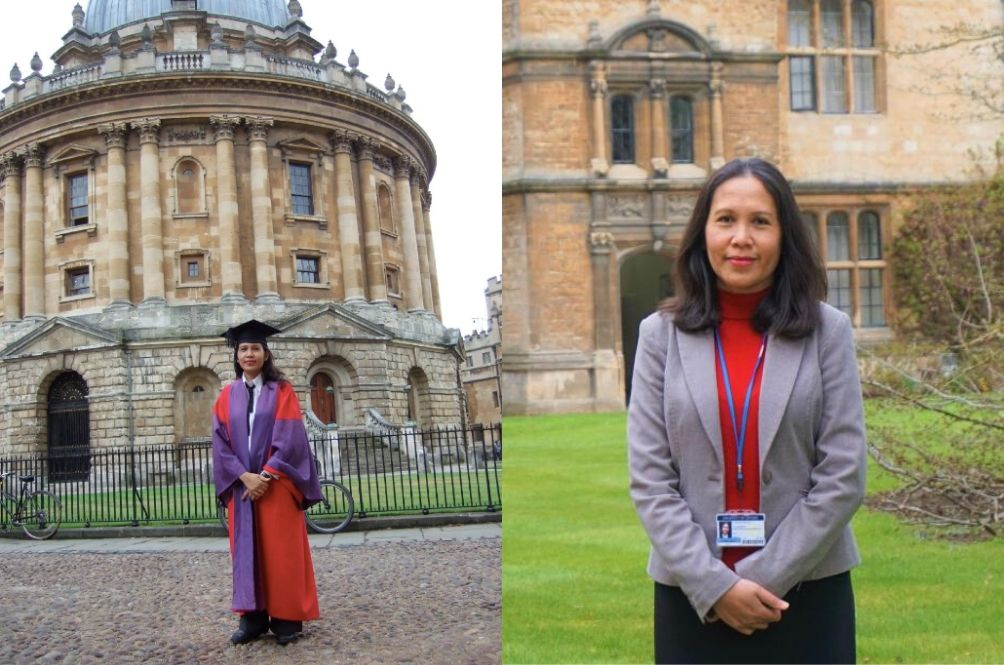 Dr Masliza Becomes The First Malaysian Woman To Be Appointed Oxford Uni Associate Professor