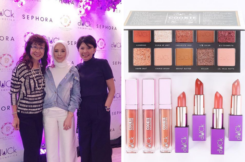 dUCk Cosmetics Is The First Malaysian Brand To Be Sold In Sephora