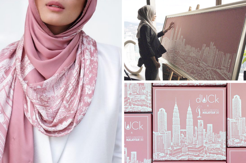 This RM800 dUCk Scarf Sold Out in Just FIVE Minutes. Here's Why