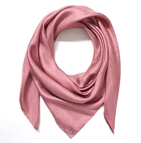 Are you guys willing to 'invest' in this scarf?
