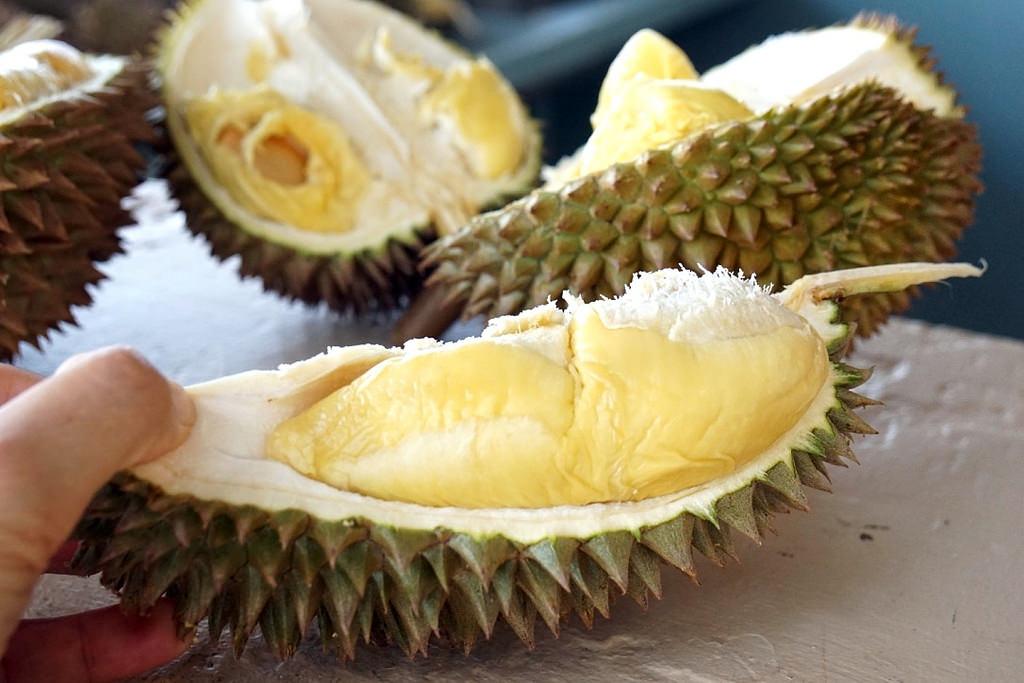 Mmmmmm durian!