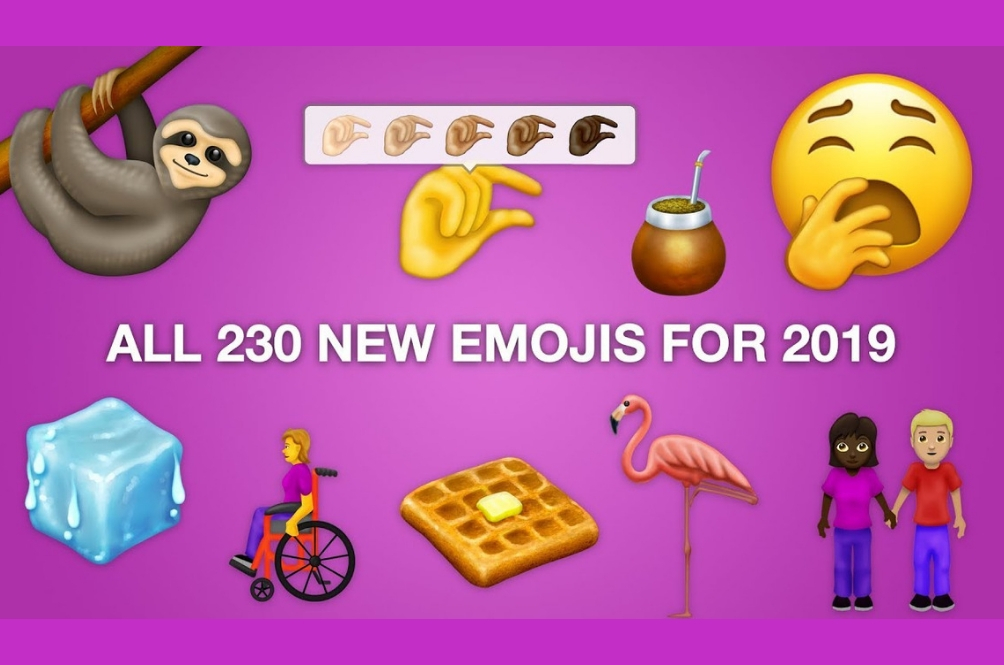 Get Ready To Spice Up Your Text Messages And Social Media With 230 New Emojis For 2019