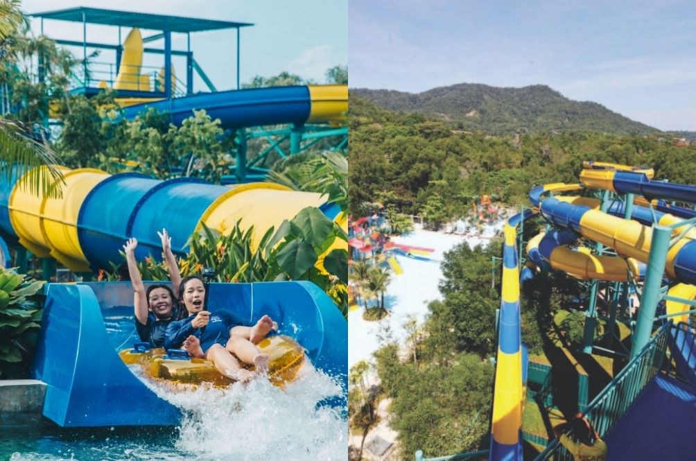 Penang Will Soon Be Home To The World's Longest Water Slide