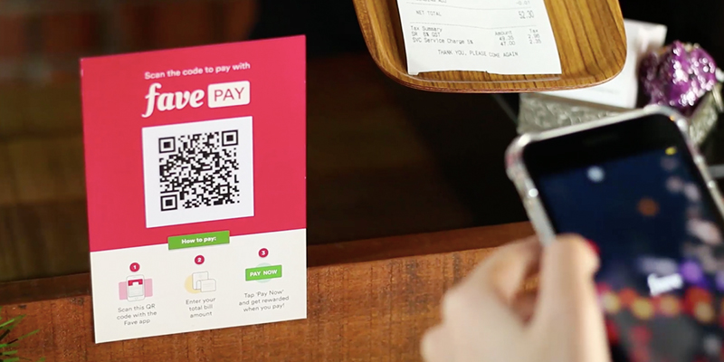 What do you guys think of FavePay?
