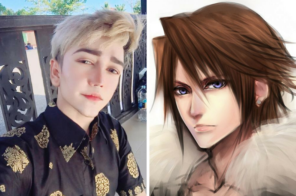 This Malaysian Guy Spent Rm200 000 To Look Like His Favourite Anime Character Lifestyle Rojak Daily