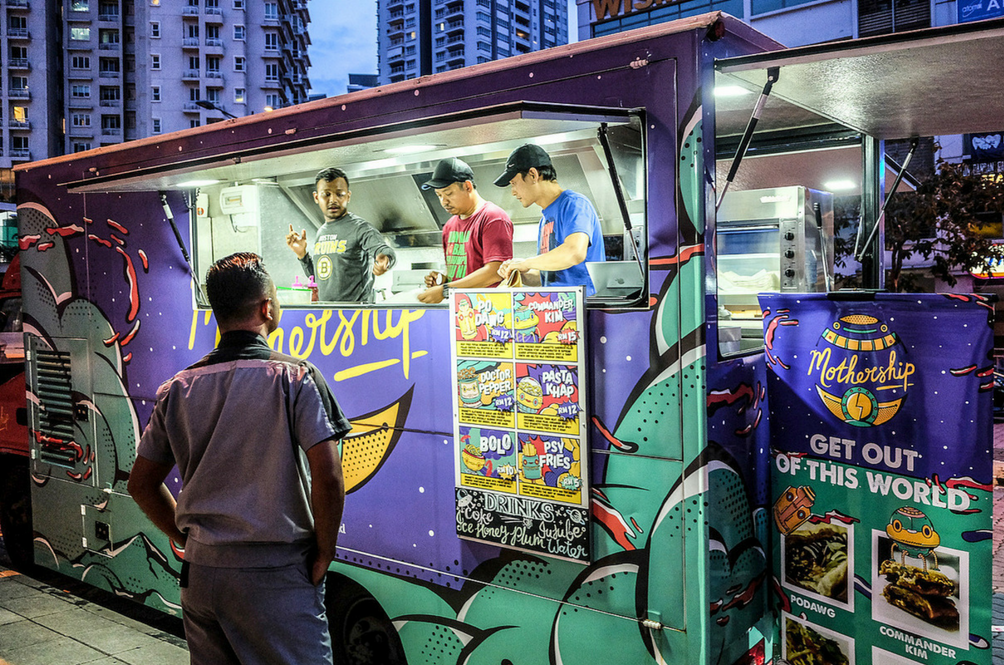 There's Now An App To Track Your Favourite Food Trucks Across The Klang Valley