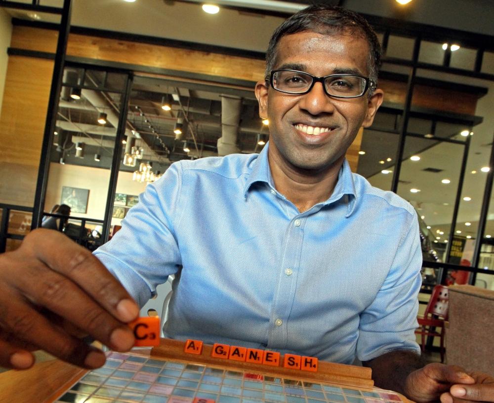 Ganesh has a degree in Linguistics from Universiti Putra Malaysia.