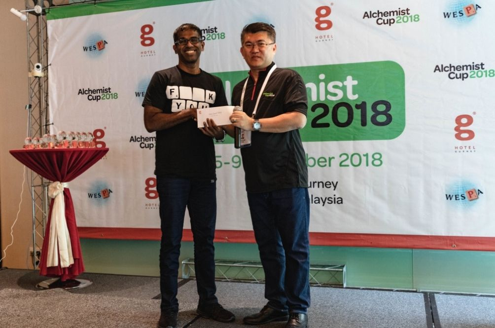 Meet The World's No.1 Scrabble Player, Ganesh Asirvatham, From Malaysia!