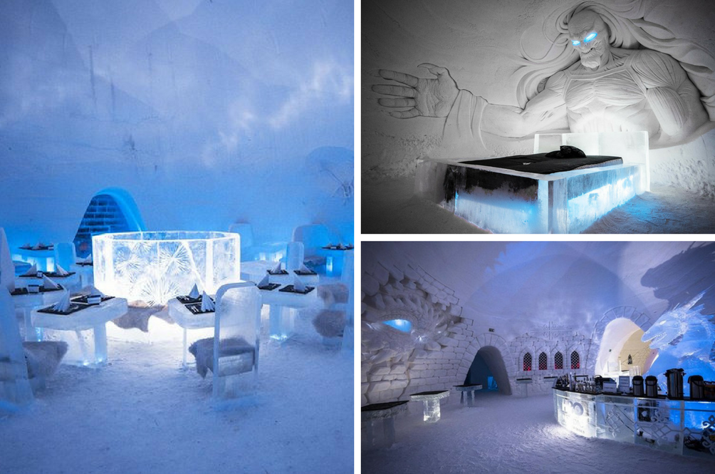 Winter Is Here: Make Your Way To Finland To Stay At This Cool 'Game Of Thrones' Hotel