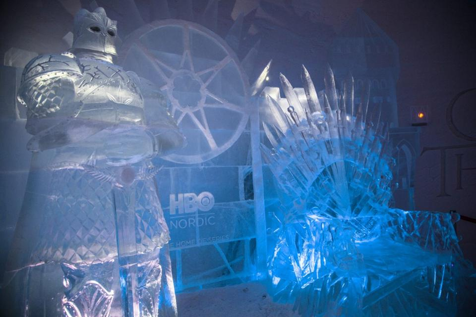 Move aside Elsa, a new ice queen will soon be in town.