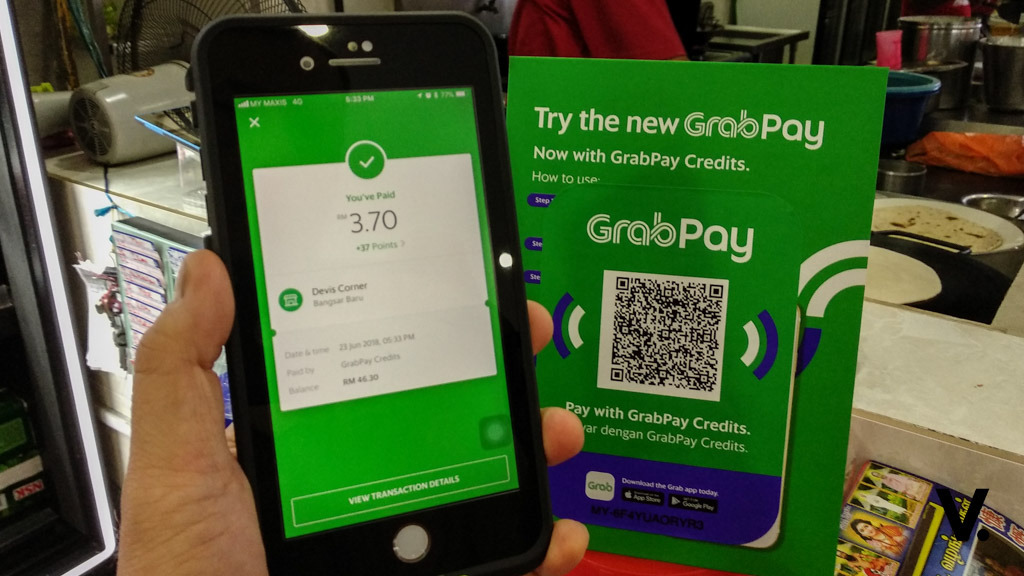 Are you on #TeamGrabPay?