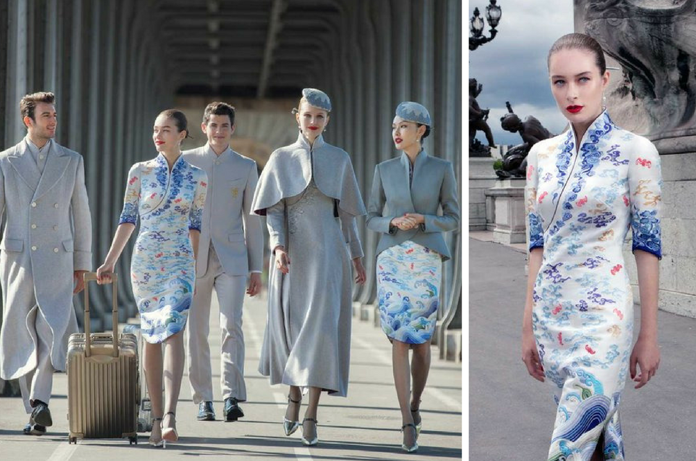 This Airlines' Cabin Crew Uniform Looks Like It Came Straight Out Of A Fashion Show