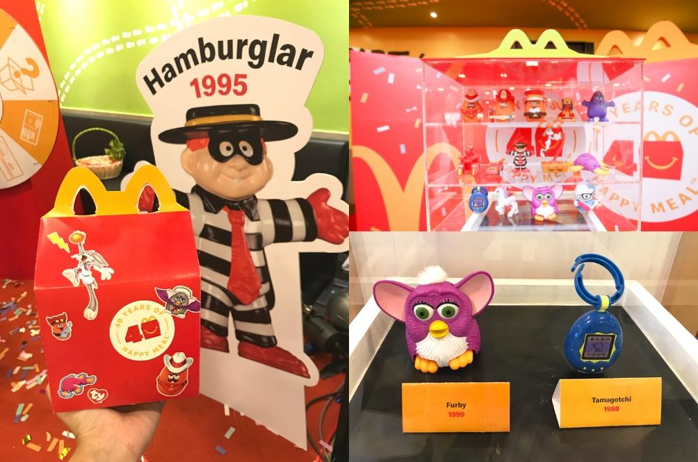 Blast From The Past: McDonald's M'sia Launches 14 Happy Meal Toys From The 80s and 90s