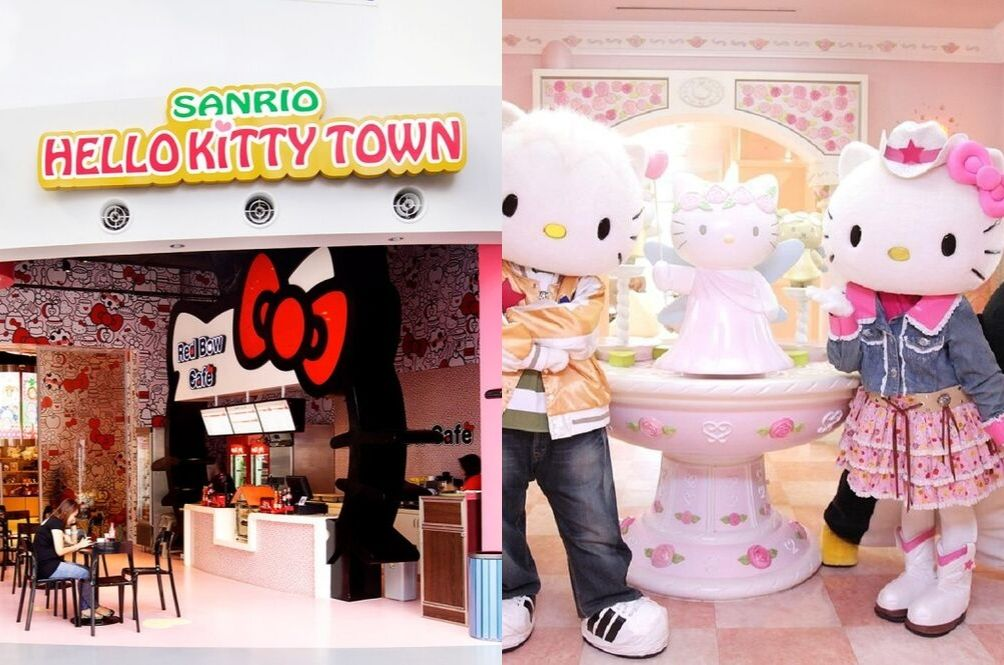 Johor's Hello Kitty Town To Be Closed Down In January 2020 Due To Lack Of Tourists