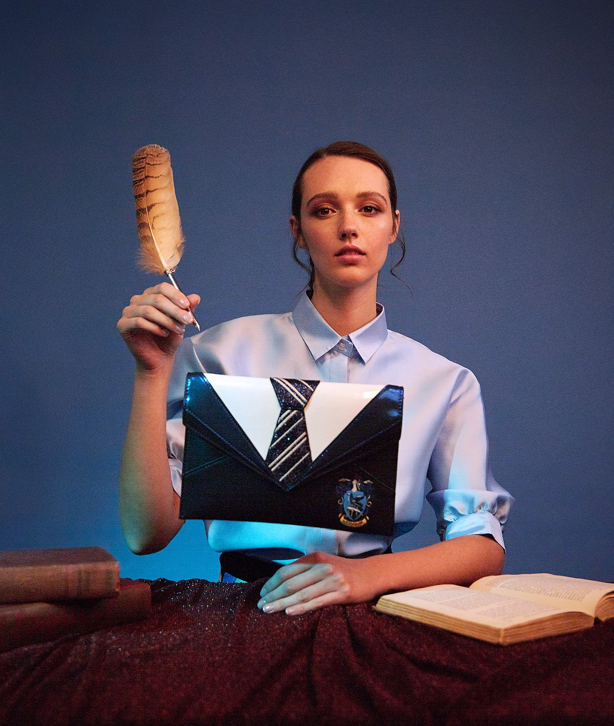 Even Rowena Ravenclaw will approve this clutch!