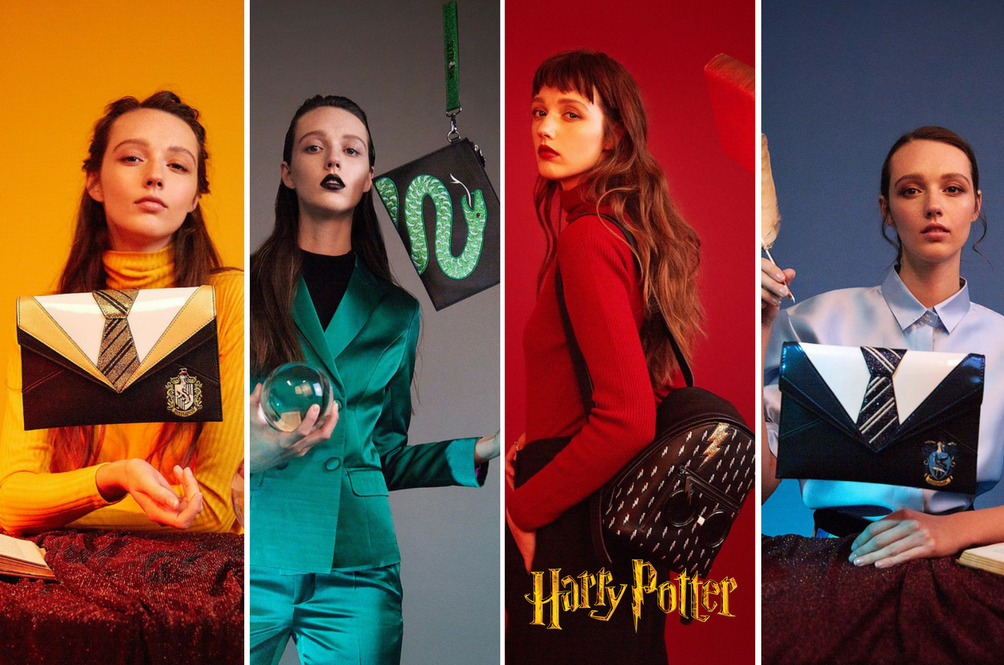 There's An Official 'Harry Potter' Handbag Line And Its Your Perfect Xmas Gift