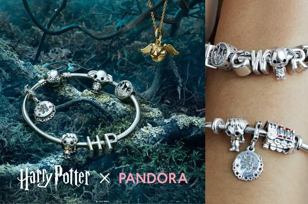 Shut Up And Take Our Galleons! The 'Harry Potter X Pandora' Collection Is Finally Here