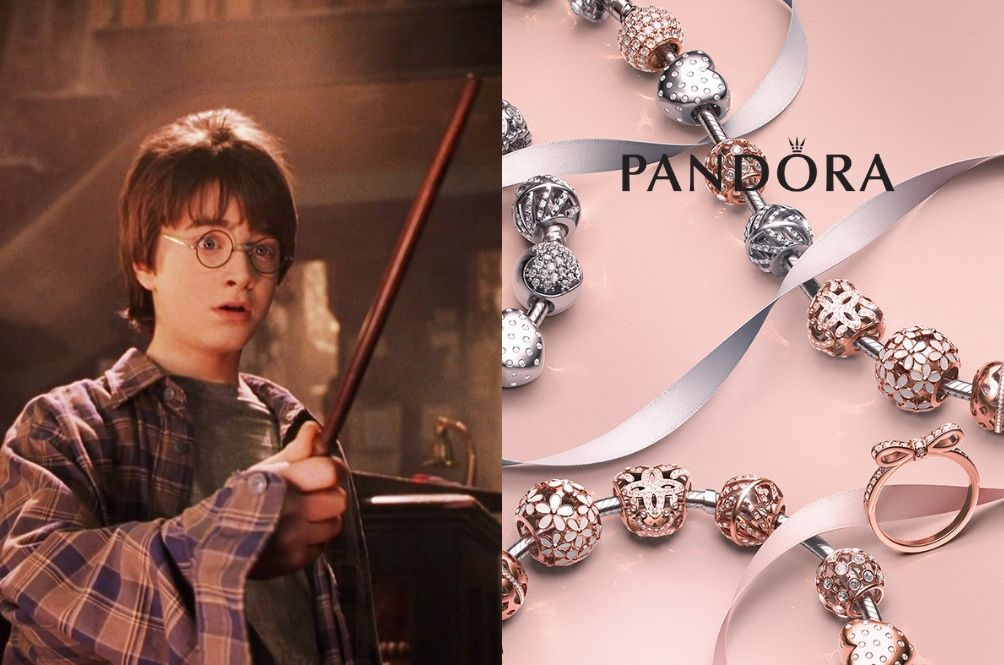 Hey Witches, The Pandora X 'Harry Potter' Collection Will Be Dropping Just In Time For Xmas!