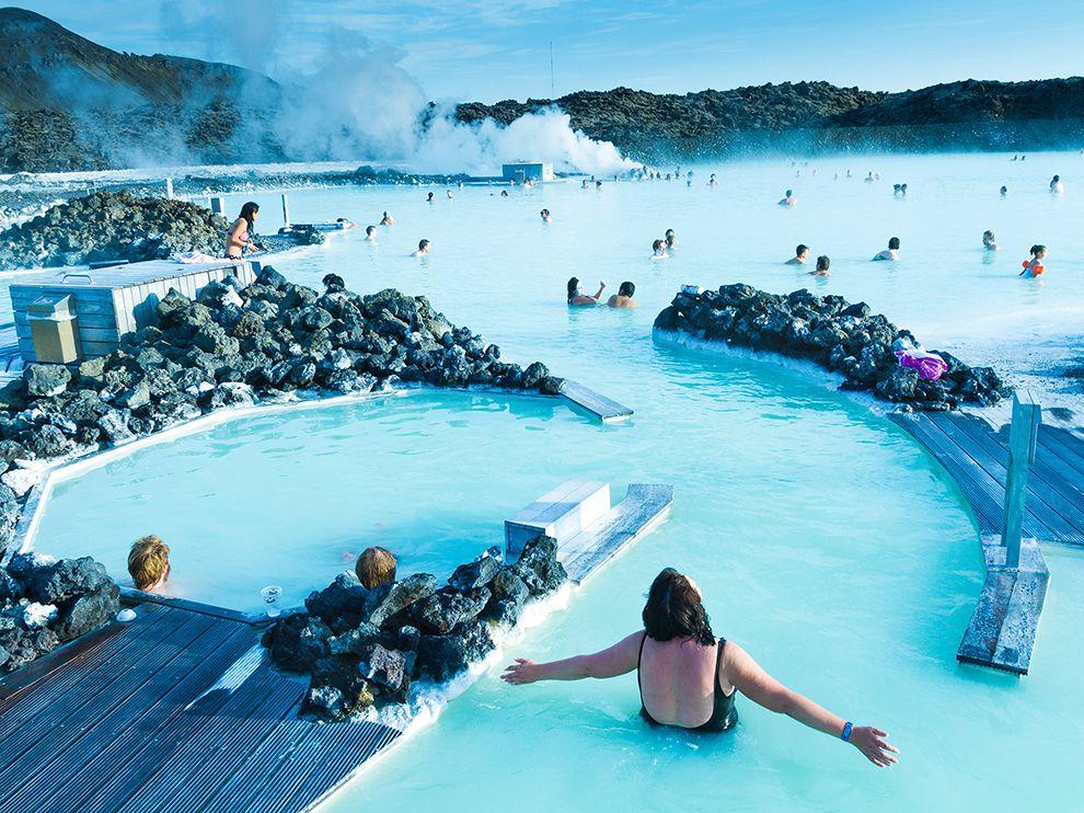 Fancy taking a dip here?