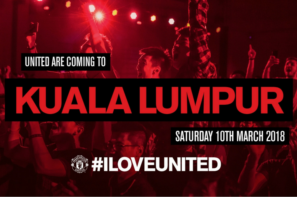 Get Ready To Bring Out Your Jerseys, Manchester United Legends Are Coming To Malaysia