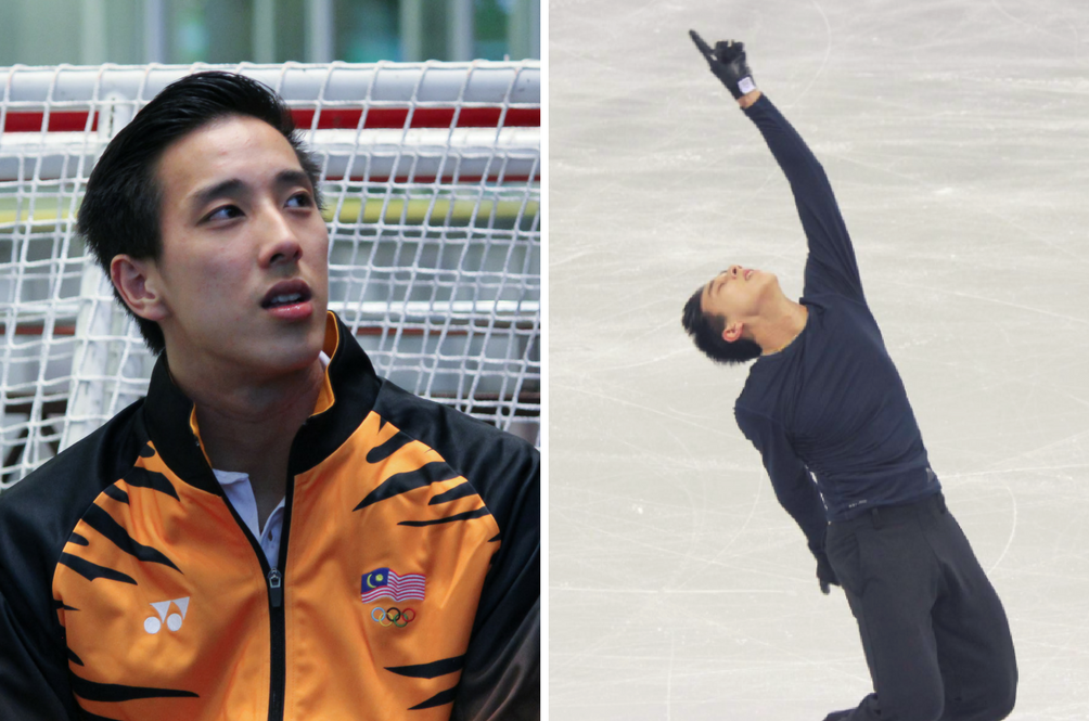 Julian Yee Shares His Struggles From Skating At The Local Ice Rink To Qualifying For The 2018 Winter Olympics