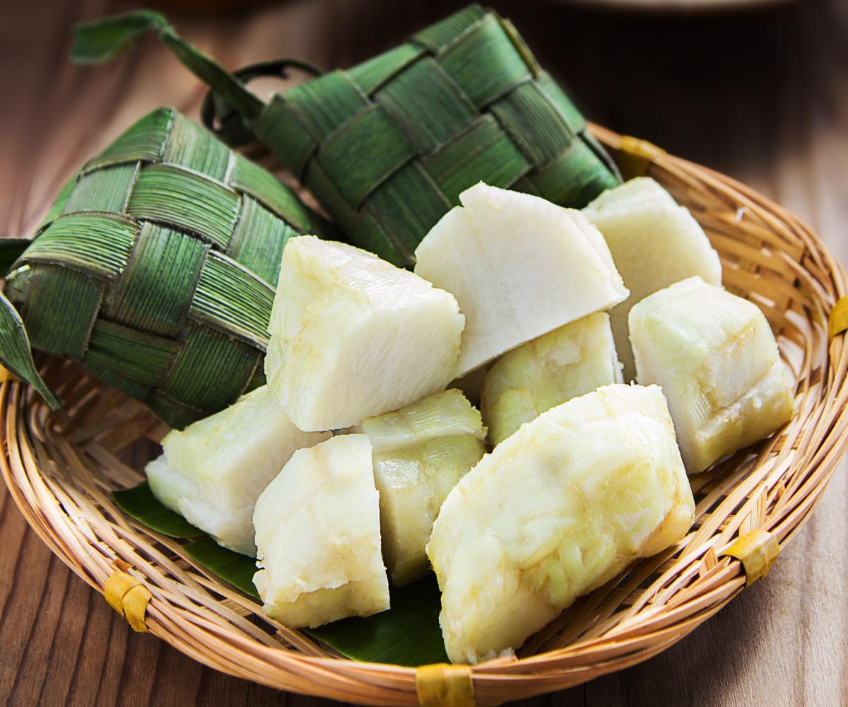 Are you team ketupat nasi or ketupat palas?