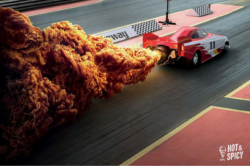 KFC's Brilliant New Ad Will Make You Look Twice