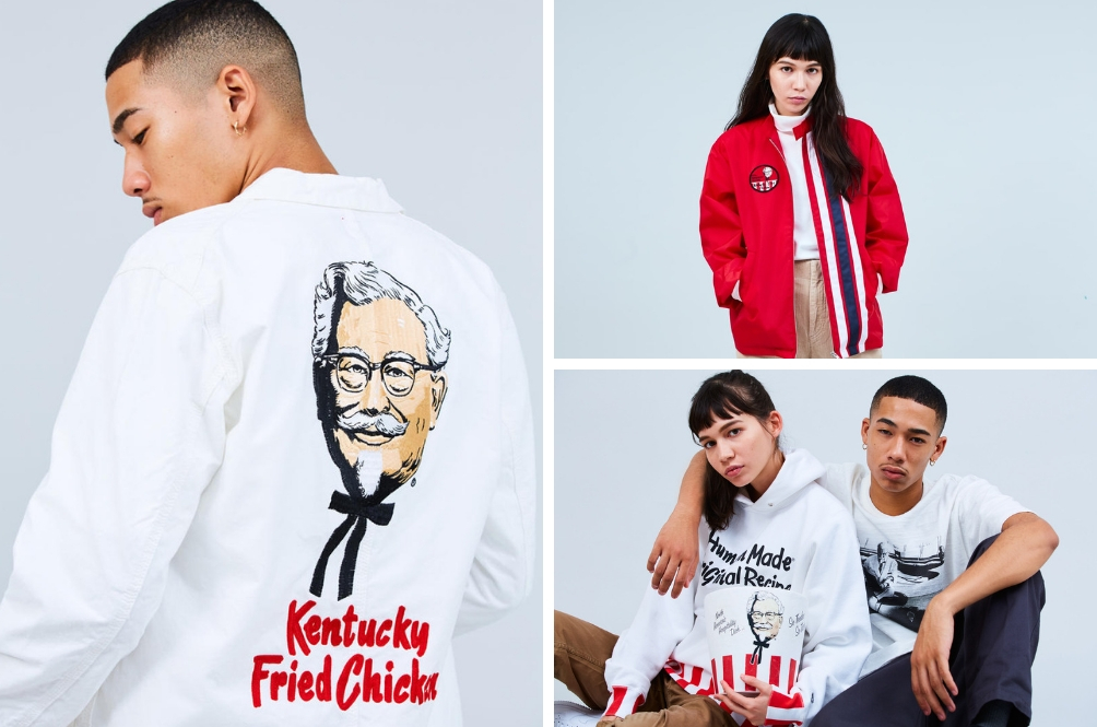 Hypebeasts, KFC's New Streetwear Collection Is Truly 'Hot And Spicy'