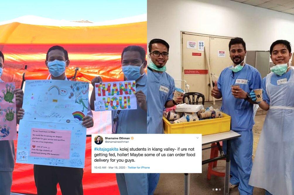Malaysians Are Sharing Acts Of Kindness And Tips During COVID-19 Using #KitaJagaKita