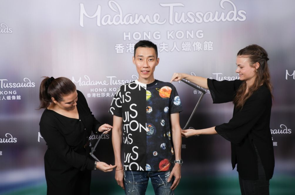 Lee Chong Wei To Be The First M'sian Athlete To Get A Wax Figure At Madame Tussauds