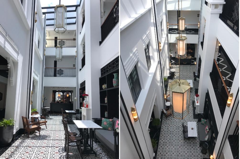 Every interior designer and Instagrammer's dream hotel.