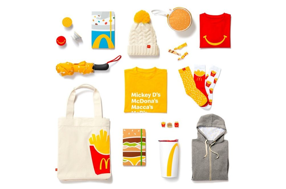 If You Love Mekdi, Then You'll McWant Their Yummy Merchandise Line
