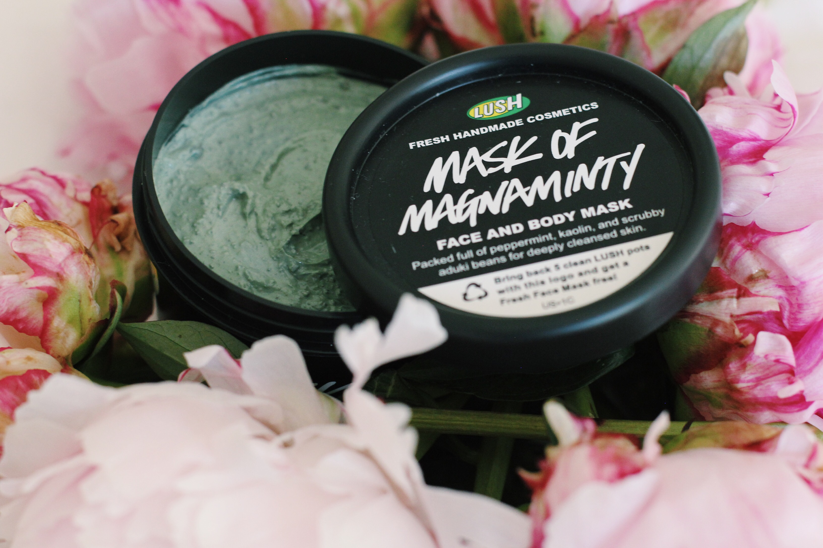 It tingles on your skin (in a good way!)