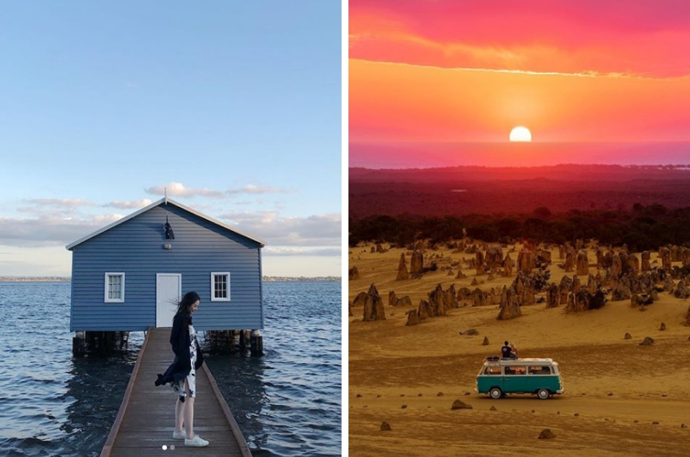 Here Are 5 Of The Perth-fect Instagram-Worthy Spots You Need To Visit