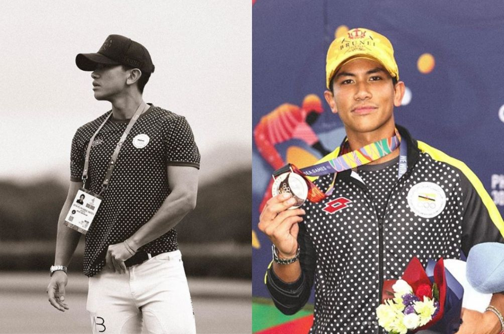 Prince Mateen 'Steals' The Bronze Medal (And Hearts!) At The 2019 SEA Games