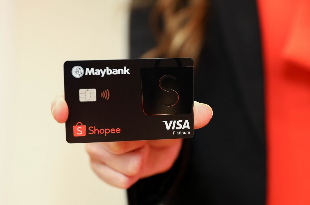 Shopee Launches Brand New Credit Card So That You Can Earn More Coins To Shop More!