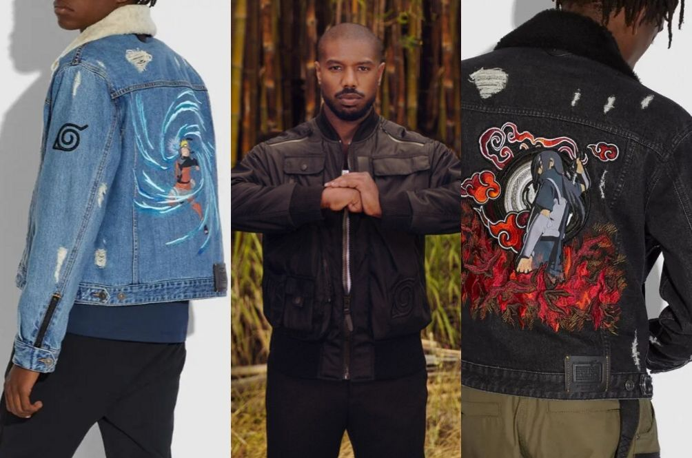 Designer Brand Coach Reveals 'Naruto' Collection In Collaboration With Michael B. Jordan