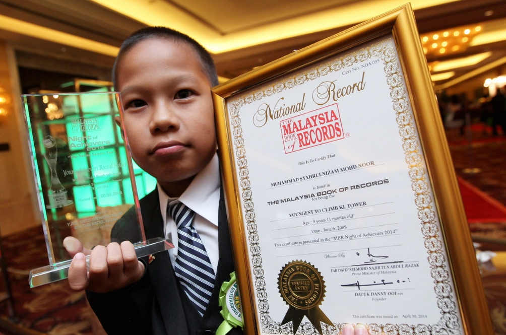 This Is Your Chance To Become A Record Holder At The Malaysia Book Of Records Roadshow