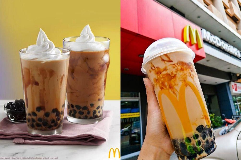 McDonald's Philippines Introduces Boba Milk Tea, Will 'Mekdi' Malaysia Be Next?