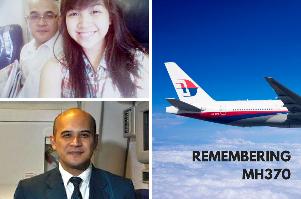 "MH370 Three Years On: ""I Miss Coming Back Home To See Him Watching TV"""