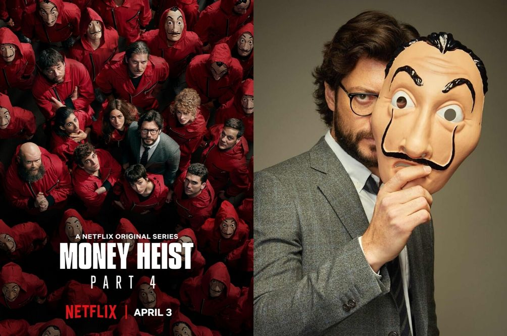 Hit Series 'Money Heist' Will Reportedly Be Given A K-Drama Adaptation