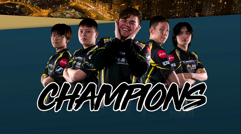 Congrats Mushi and Moon!