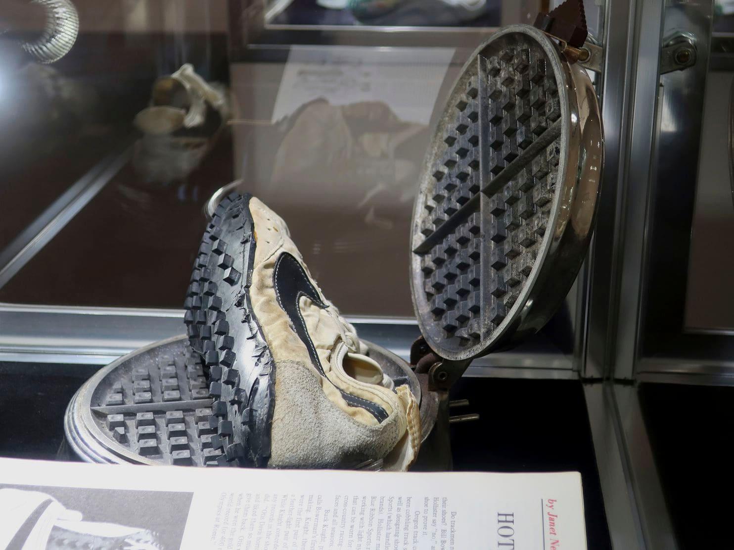 Meet rare 1972 Nike Waffle Racing Flat 'Moon Shoe'.