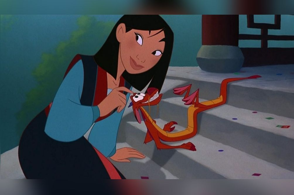 Disney May Possibly Replace Mushu With A Phoenix In 'Mulan' Live-Action Remake
