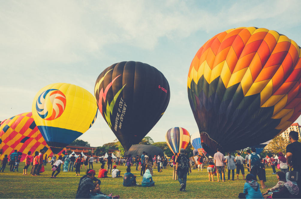 [CONTEST] Get Ready for A Balloon Party in the Sky at the 9th MyBalloon Fiesta