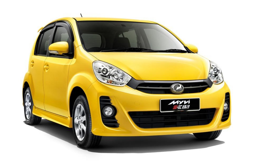 Perodua Myvi Is Now Sold In Singapore But With The Price Tag Of RM197,000!